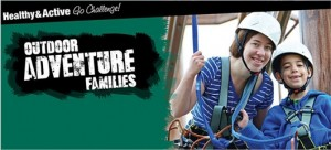 p17 Join the Outdoor Adventure Families Program - Sept 6 to Nov 29 2015.